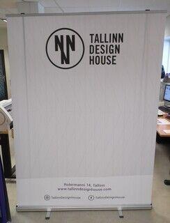 Roll up stend  - Tallinn Design House