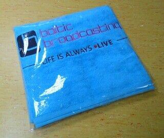 Logoga saunalina - Baltic Broadcasting