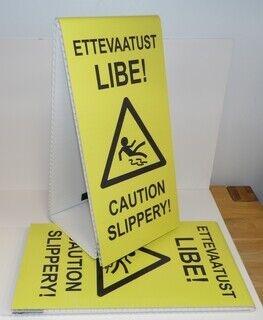Kokkupandav hoiatussilt