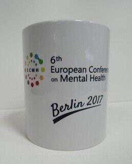 Logoga kruus - Berlin