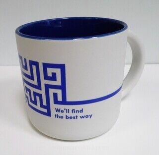 Trükiga kohvikruus