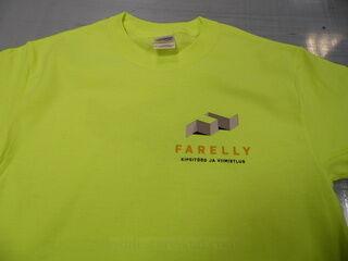 Logoga t-särk - Farelly