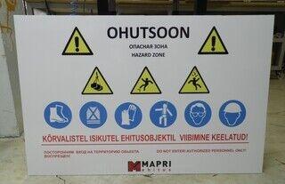 Hoiatussilt