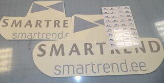 Logokleebised - Smartrend