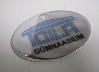 Helkur logoga - Toila Gümnaasium