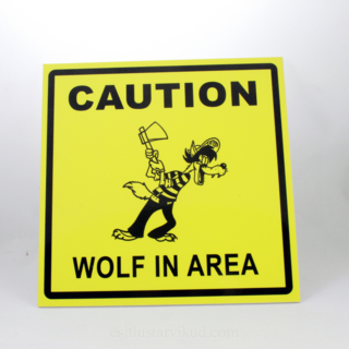 Caution silt