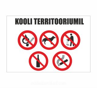 Territooriumi keelusilt