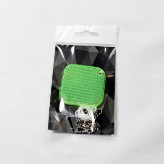 Roheline ruut plastikhelkur