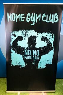 Roll-up stend Home Gym Club