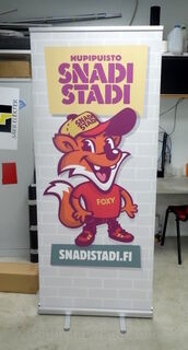 Snadi Stadi roll up