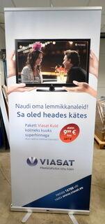 Viasat roll up