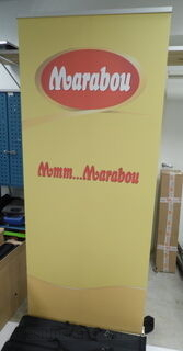 Marabou roll up