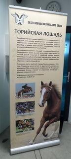 Eesti Hobusekasvatajate roll up