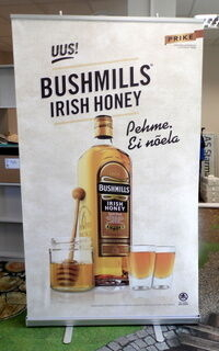 Roll-Up Bushmills