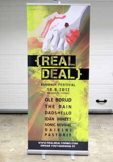 REAL DEAL Roll-UP
