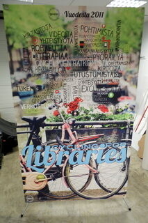 X-banner Cycling