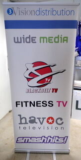 Rollup Fitness TV