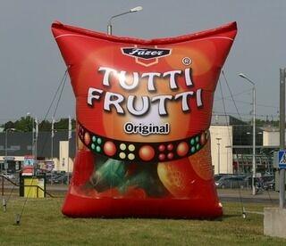 Tootekoopia Tutti Frutti