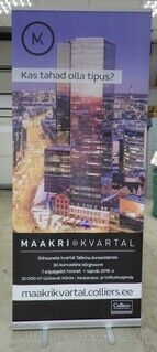 Roll up - Maakri Kvartal