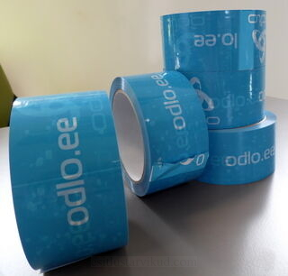 Packaging tape SILENT