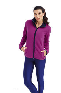 Active Teddy Fleece Jacket Women