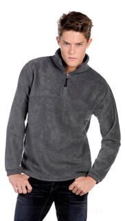 1/4 Zip Fleece Top