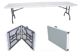 Kokkupandav laud  240x76x74 cm