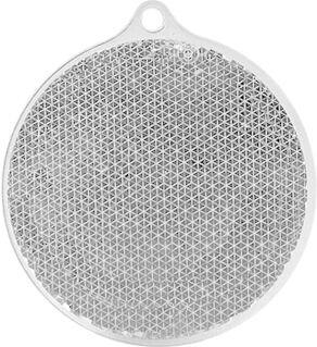 Heiastin pyöreä 55x61mm kirkas
