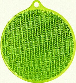 Heiastin pyöreä 55x61mm vihreä